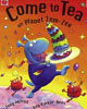 Come to Tea on Planet Zum-Zee